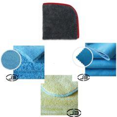 Microfaser Professional Pflege Set