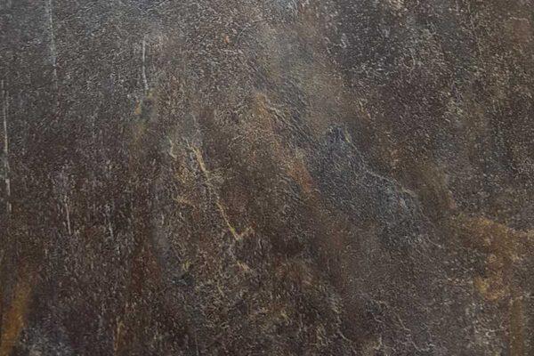 Alu Blech Steinoptik Dunkler Peacock Natur LIC-ST-NS428