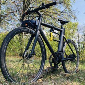 Lackschutzfolien SET eckig transparent für E-Bike Fahrrad E-Roller Bild